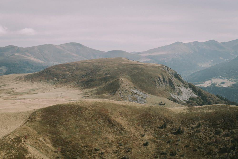vue du haut de la banne d'ordanche pour de belles photos lors de vos séances
