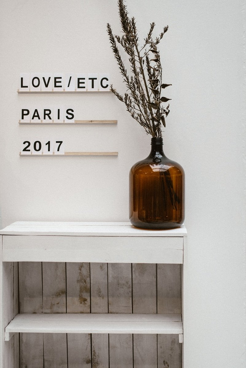 Salon love etc à paris le 4 février 2017, Priscillia Hervier
