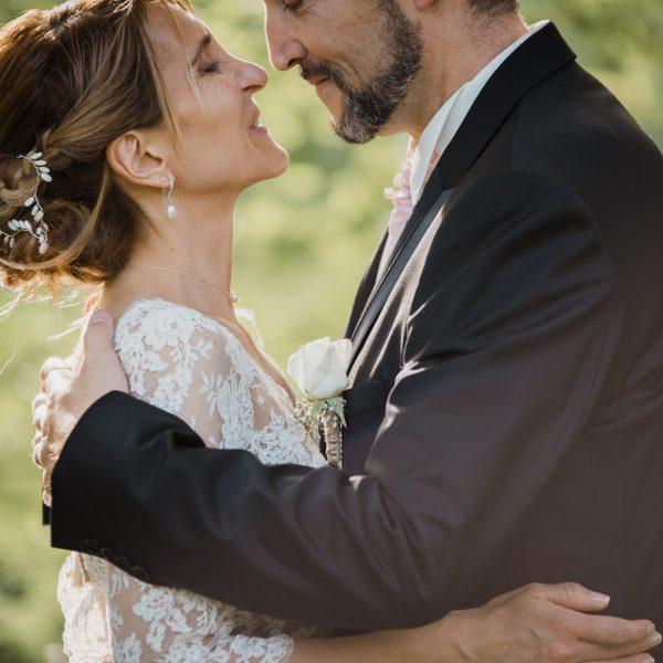 Priscillia Hervier, photographe, mariage dans un chateau auvergnat