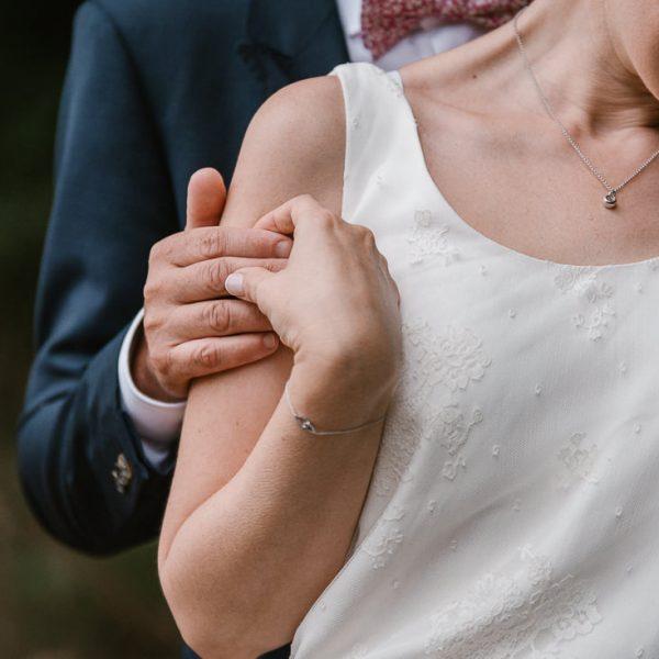 mariage intime du côté d'issoire, priscillia hervier