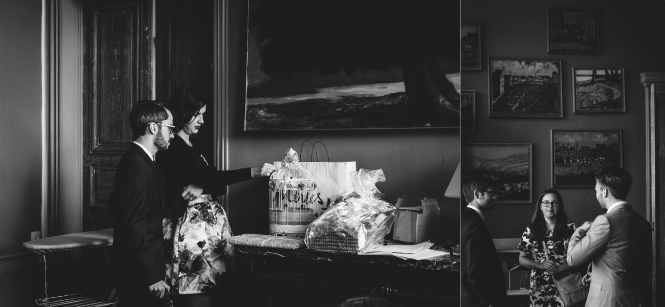 mariage dans une commanderie lorrain, à nancy, Priscillia Hervier, photographe