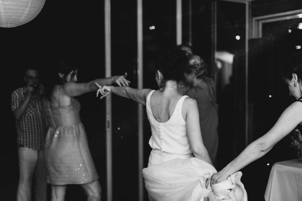 Priscillia Herier, photographe de mariages, reportage photo soirée