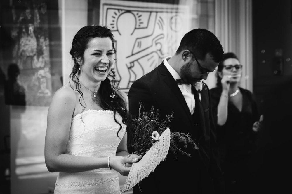 Photographe de mariages, Priscillia Hervier, mairie de clermont