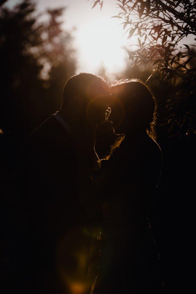 Les photos de couple le jour du mariage, Priscillia Hervier photographe Auvergne