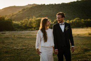 reportage de mariage dans le cantal, Priscillia Hervier, photographe