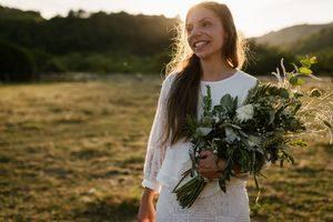reportage de mariage dans le cantal, Priscillia Hervier, photographe Allier