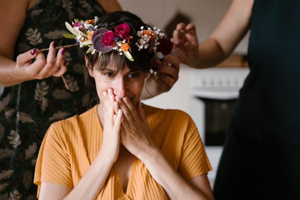 portfolio de mariages, Priscillia Hervier photographe auvergne