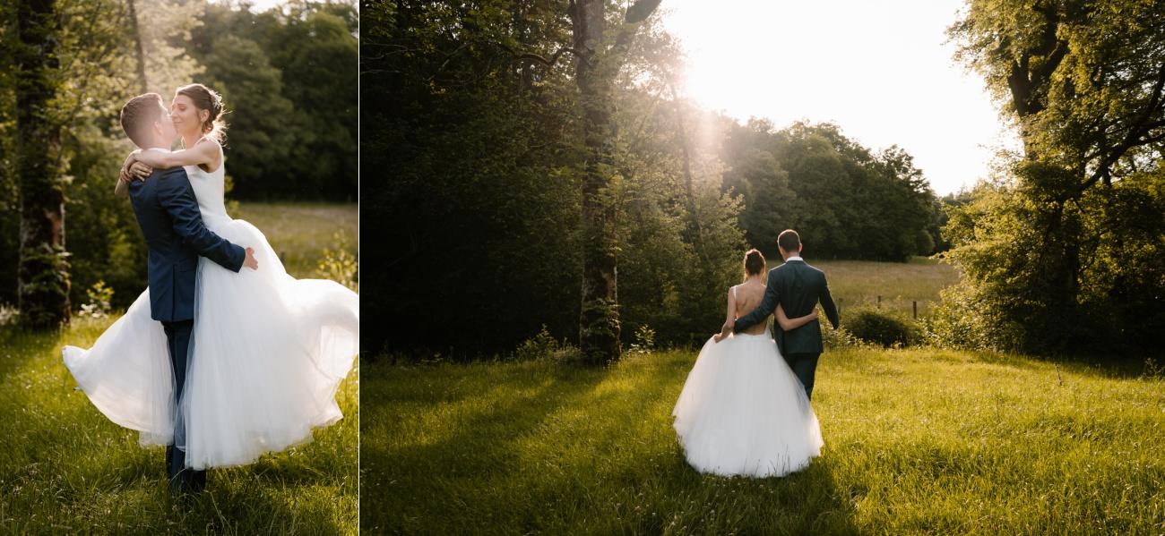 Mariage intime au château de Miremont, en Auvergne, par Priscillia Hervier, photographe de mariages