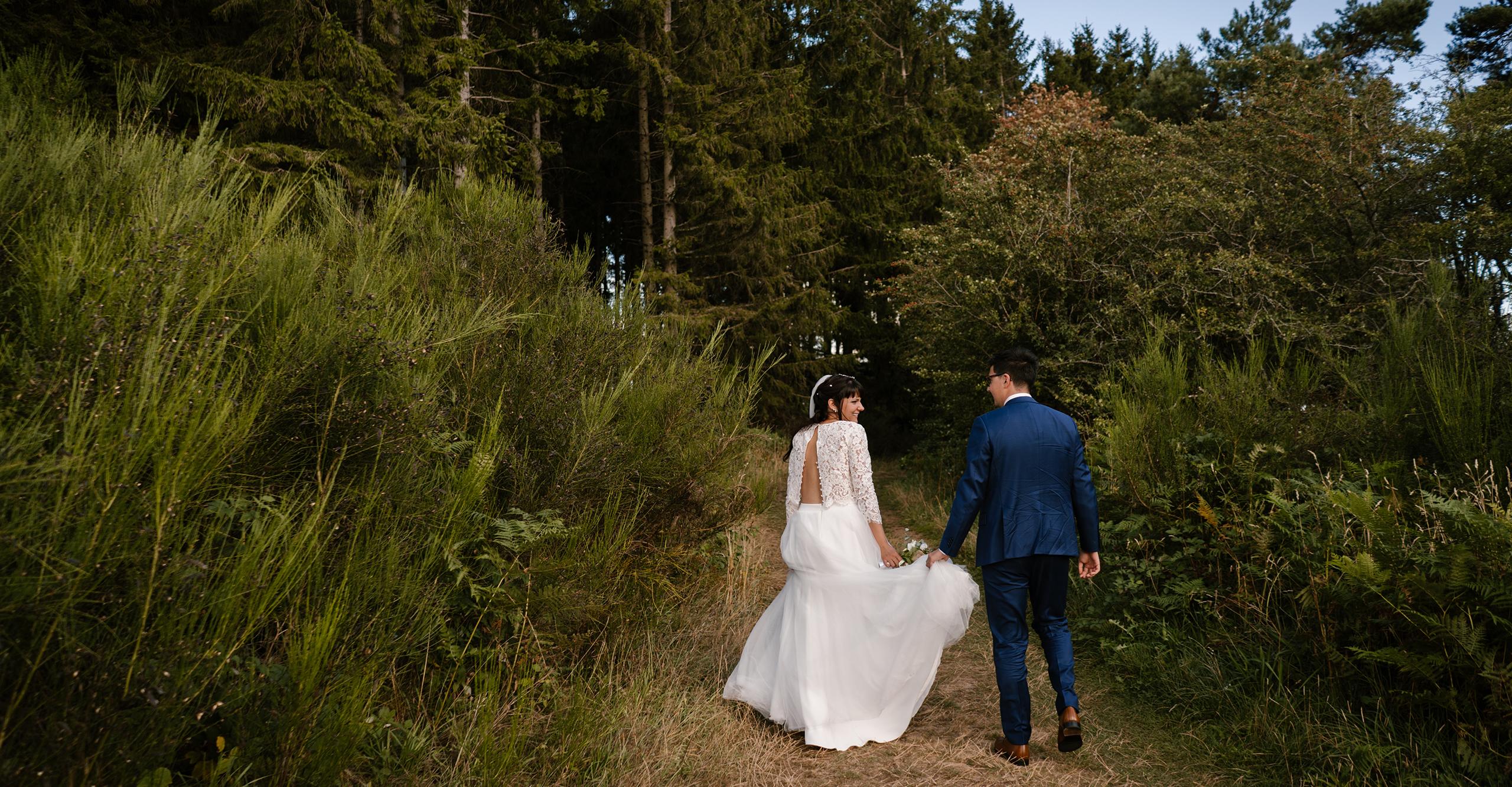 Priscillia Hervier, photographe de couples et de mariages en Auvergne, Puy de dome