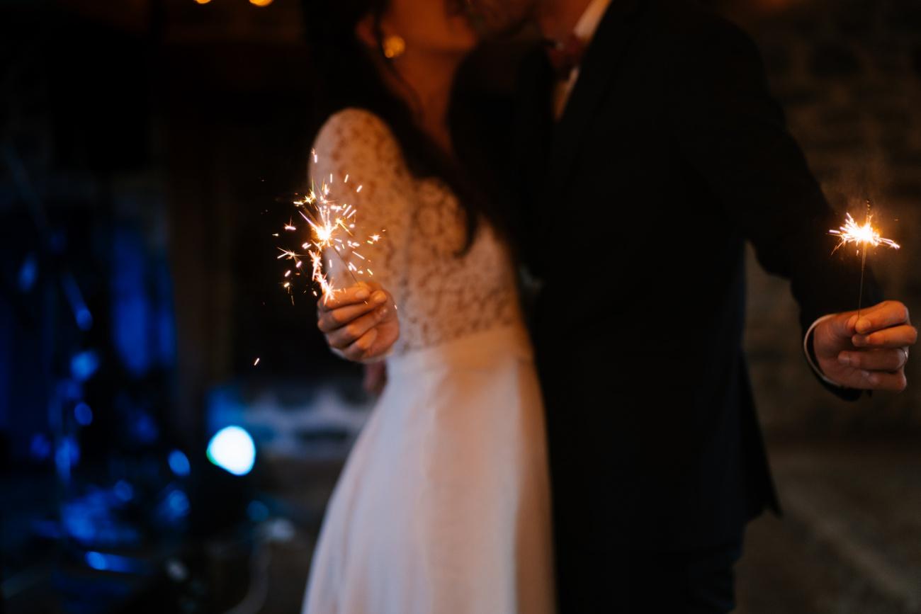 Mariage pres d'un lac dans le cantal, Priscillia Hervier, photographe
