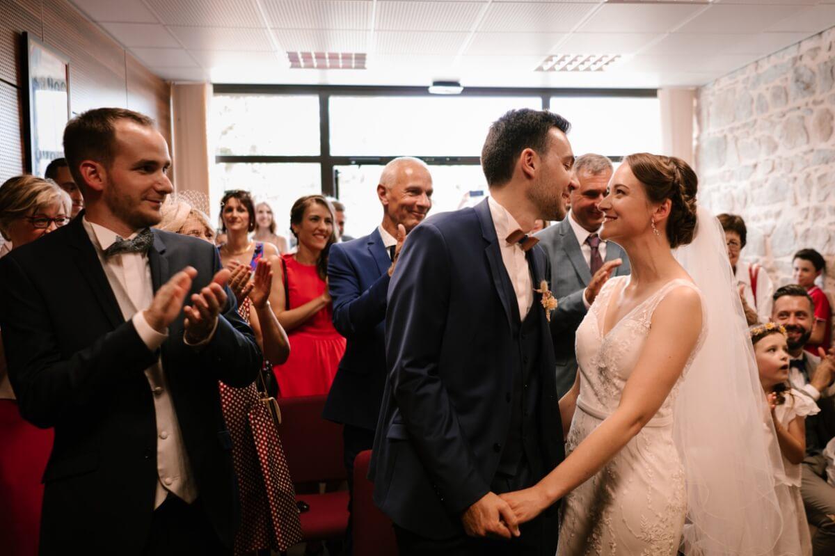 cérémonie civile, priscillia hervier, mariage intime auvergne