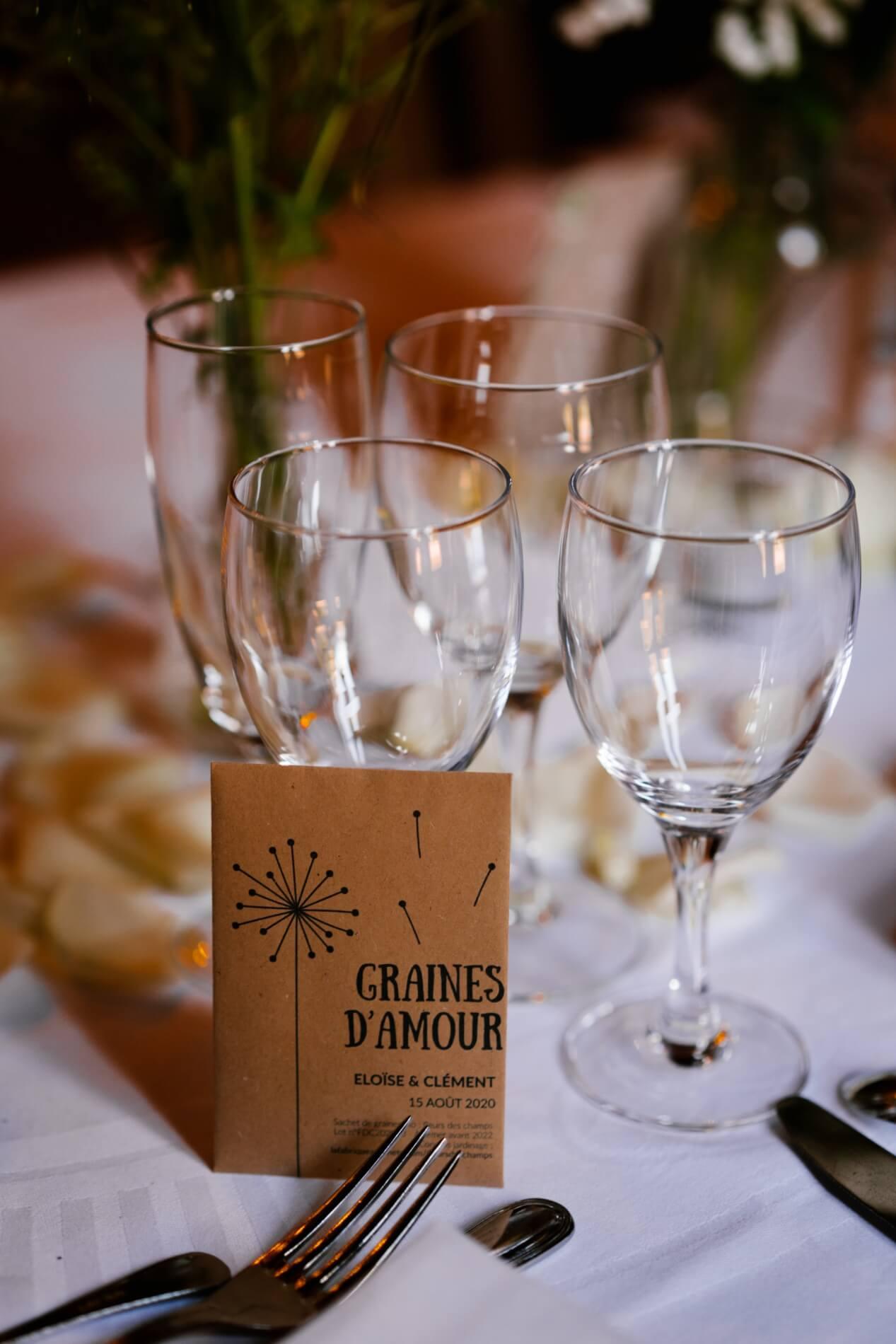 photographe cantal déco de mariage saint flour