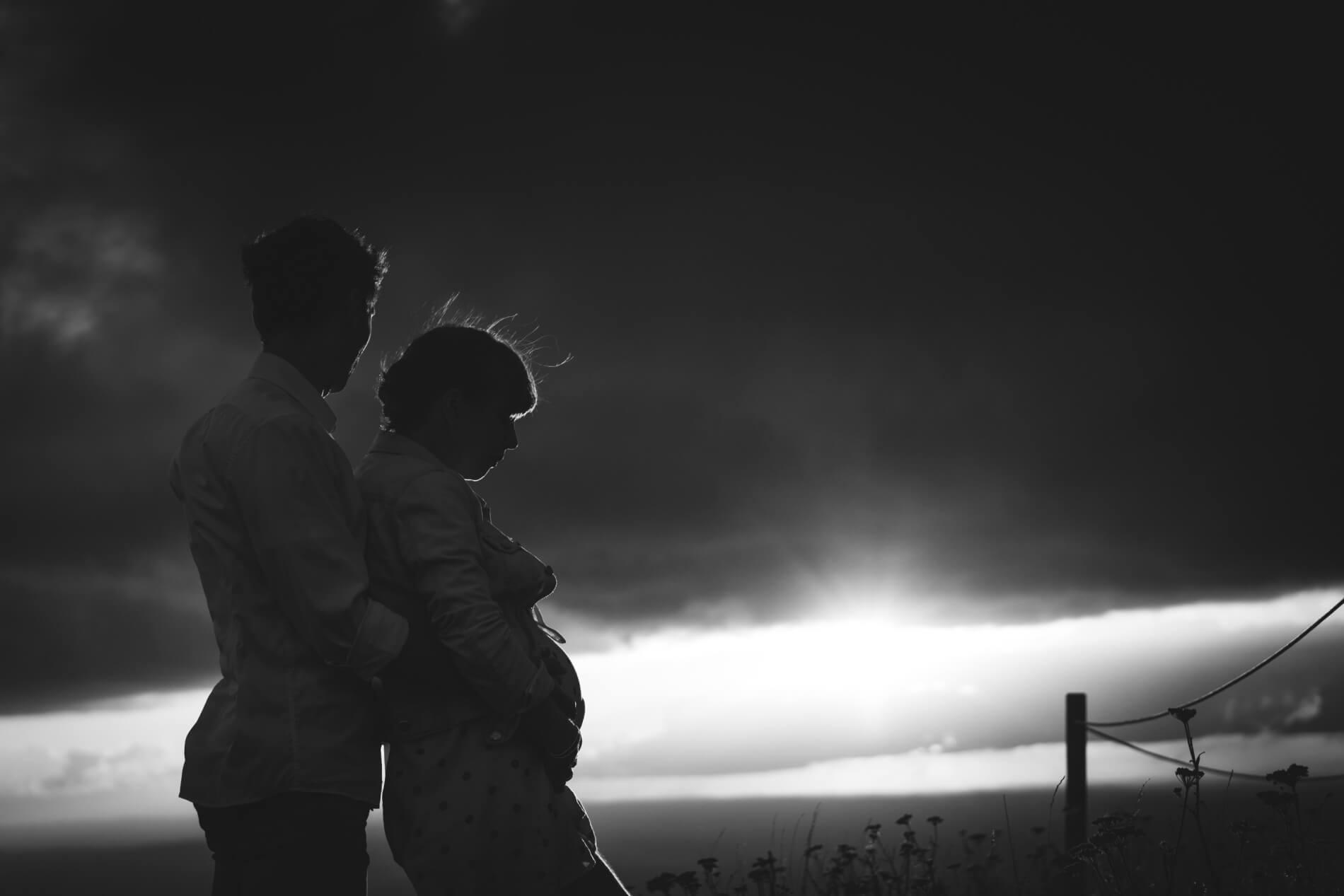photographe haute loire grossesse, maternité